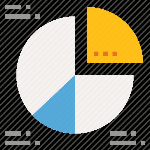 analysis, chart, pie, statistics icon