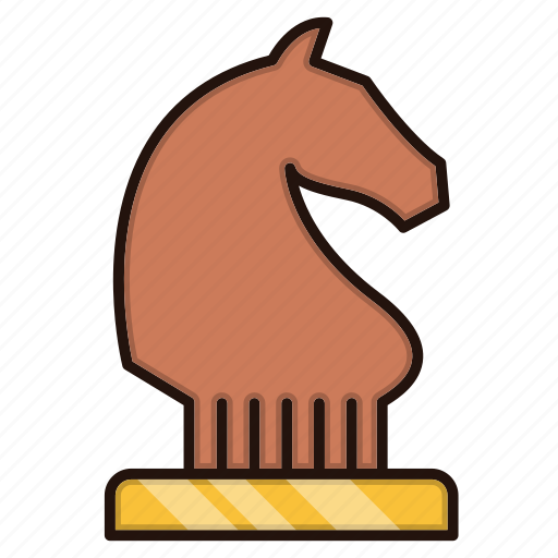 business, chess, finance, plan, strategy icon