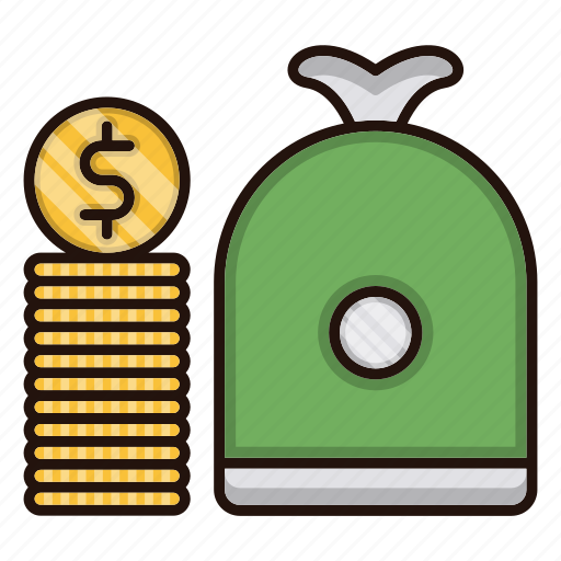 business, capital, currency, finance, money icon