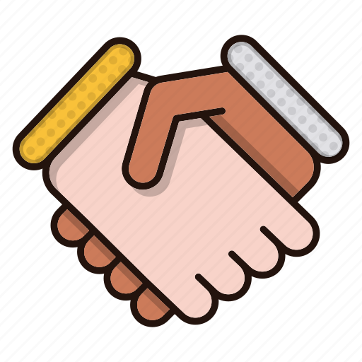 business, contract, deal, finance, partnership icon