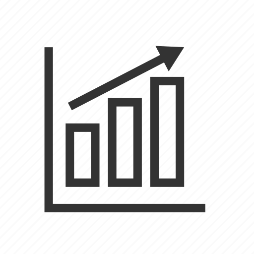 asset growth, business, graph, growth, profitable transaction, schedule icon