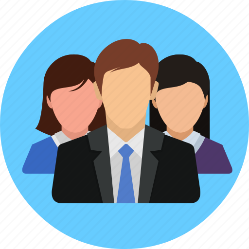 business, group, office, people, team, team work icon