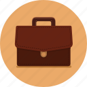 briefcase, business, case, office, suitcase icon