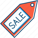 business, discount, ecommerce, money, price, sale icon