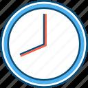 business, dateline, deadline, time, watch icon