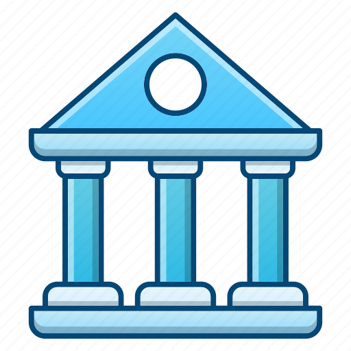 Bank, banking, building, business, finance icon - Download on Iconfinder
