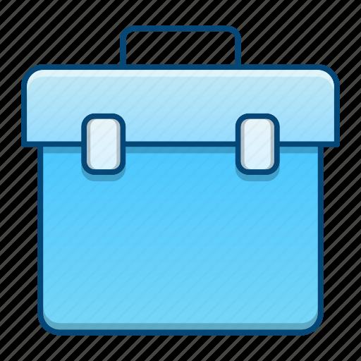 bag, business, case, job icon
