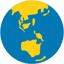 country, earth, global, globe, location, map, world icon