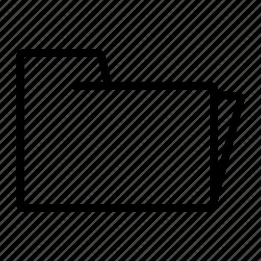 business, file, folder icon