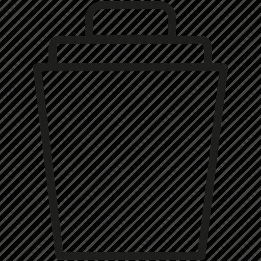 bin, trash icon icon