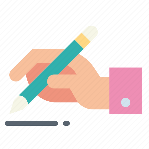 document, edit, pencil, writing icon