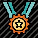 award, badge, best, medal, reward, seller icon