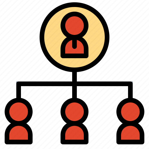 connected, group, marketing, organization, structure icon