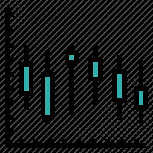 bar, bars, chart, graph, statistics, stats icon
