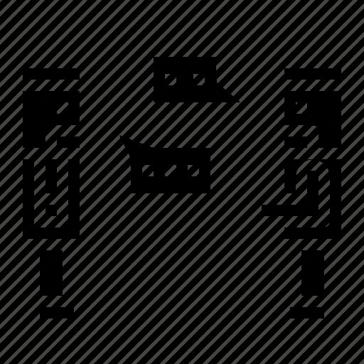 Conversation, meeting, negotiation, talk icon - Download on Iconfinder