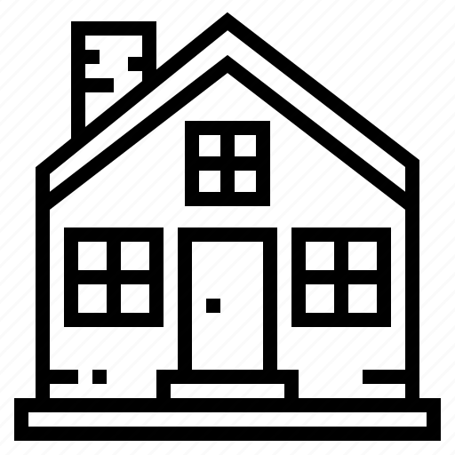 buildings, construction, home, property icon