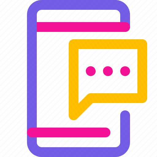 Chat, contact, phone, communication icon - Download on Iconfinder