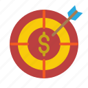 arrow, bussiness, focus, goal, target