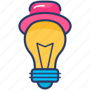big idea, bulb, creative idea, creativity, idea icon icon