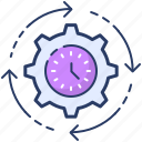 clock, corporate icon, deadline, seo, time, time management icon