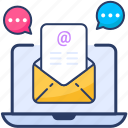 ads icon, advertising, affiliate, campaigns, email, email marketing, message icon
