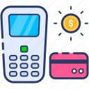 business, cash, currency, methods, money, online, payment icon