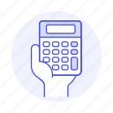 finance, income, business, expenses, invoicing, hand, accounting, calc, calculator