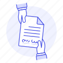 agreement, business, clause, contract, contracts, deals, deed, doc, document, paper, property, sign