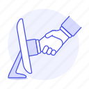 agreement, business, contracts, deal, deals, digital, executive, hand, online, shake