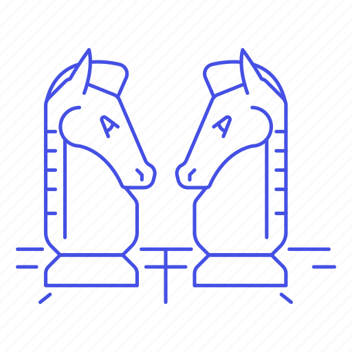 3, analysis, board, business, challenge, chess, competition, logic, strategy icon