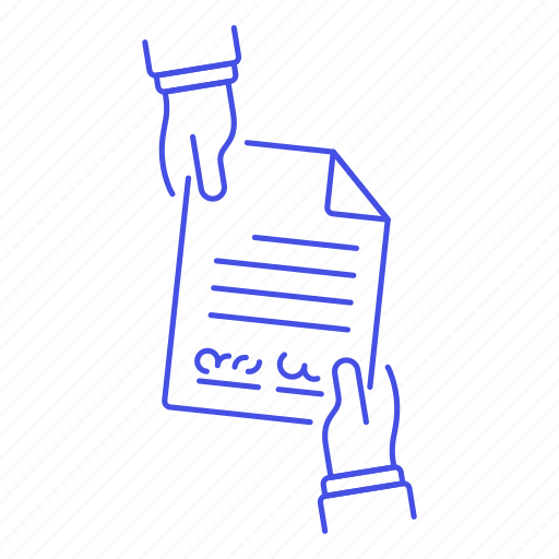 1, agreement, business, clause, contract, contracts, deals, deed, doc, document, paper, property, sign icon