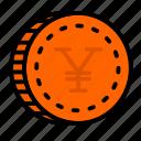 bank, card, coin, dolar, grafik, kredit, times icon