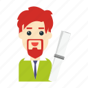 achievement, avatar, degree, employee, user