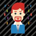 activity, avatar, employee, staff, user