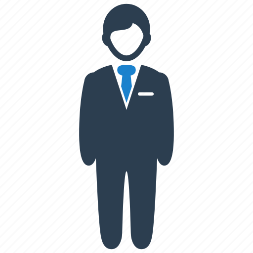 Businessman, manager, professional icon - Download on Iconfinder