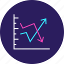 analytics, bar, business, growth, info, seo icon
