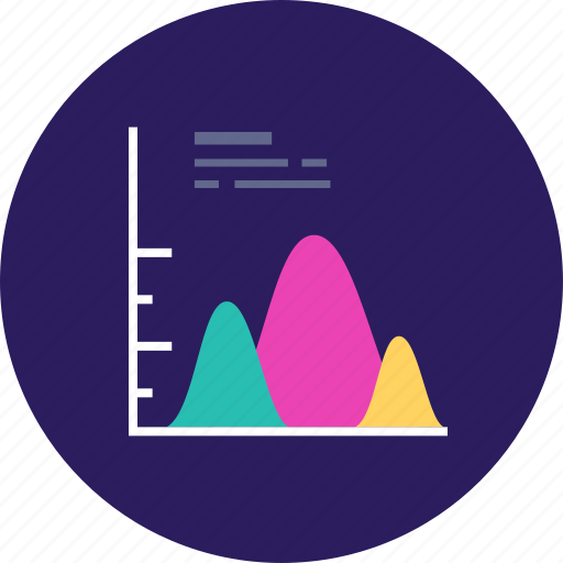 analytics, bar, business, growth, infographics icon