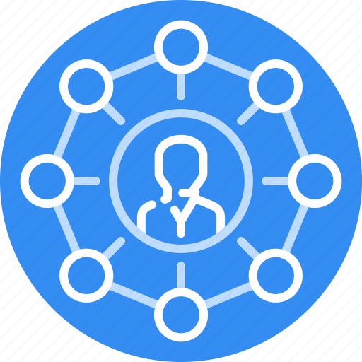 Business, communication, community, connection, global, network, social icon - Download on Iconfinder