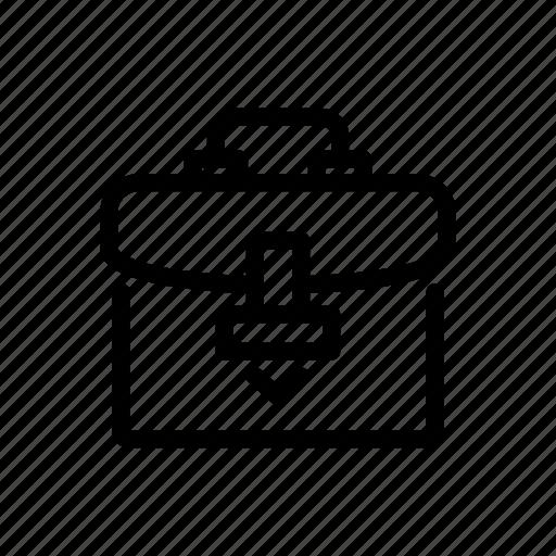 Bag, business, businessbag, startup icon - Download on Iconfinder