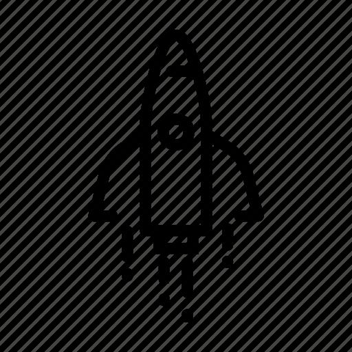 Business, rocket, start, startup icon - Download on Iconfinder