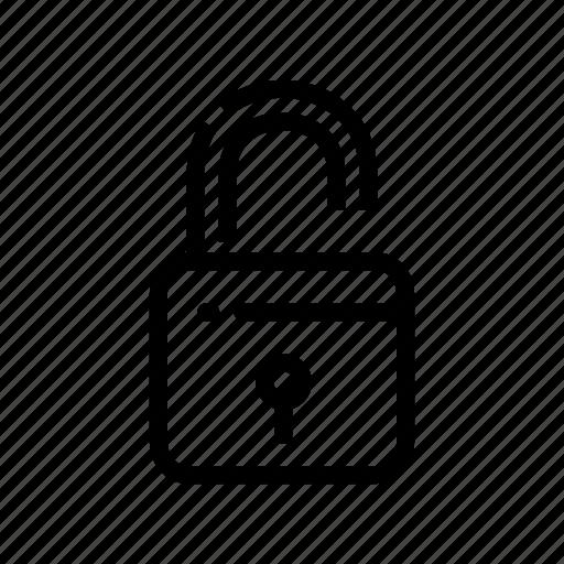 Lock, unlock icon - Download on Iconfinder on Iconfinder