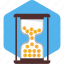 dollar, hour glass, sandglass, stopwatch, time, timer icon