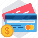 business, card, credit, debit, finance, pay, payment icon