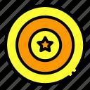 goal, target, bullseye, aim, star