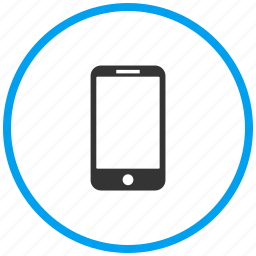 cell phone, communication, device, mobile, note, tablet, technology icon