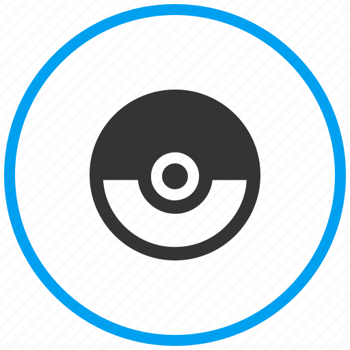browser, game, internet, pokemon ball, web browser icon