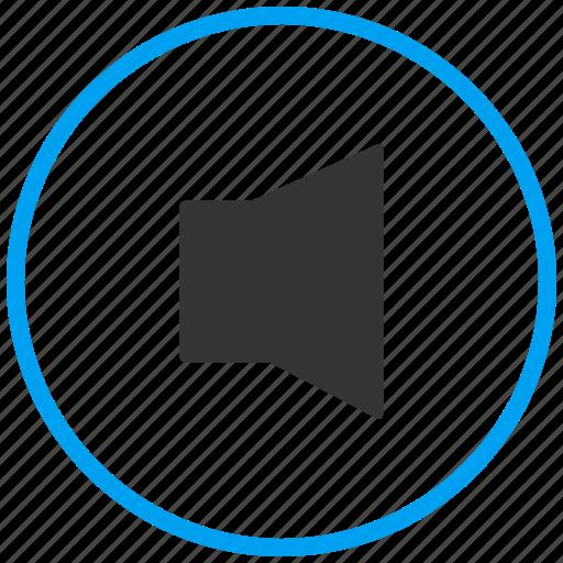 attention, audio, music, news, sound, speaker icon
