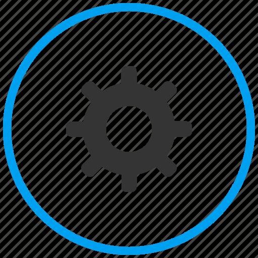 Cog, configuration, edit, gear, preferences, settings, setup icon - Download on Iconfinder