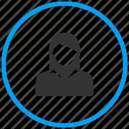 avatar, female, girl, lady, profile, user, women icon