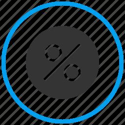 discount, operator, percentage, price, rate, sale icon
